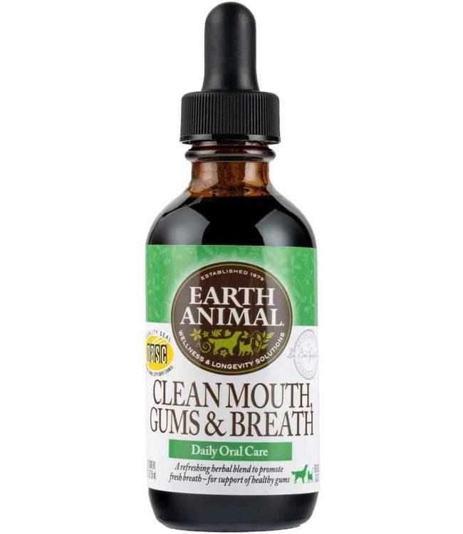 Earth Animal Earth Animal Health Clean Mouth & Breath 2 oz