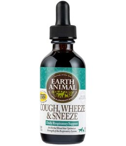 Earth Animal Earth Animal Health Cough-Wheeze & Sneeze 2 oz