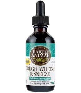 Earth Animal Earth Animal Health Cough-Wheeze & Sneeze 2 oz
