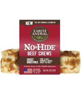 Earth Animal Earth Animal No-Hide® Beef Chew 4""
