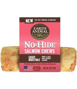 Earth Animal Earth Animal No-Hide® Salmon Chew 4""