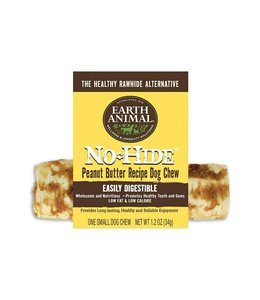 Earth Animal Earth Animal No-Hide® Peanut Butter Chew 4""