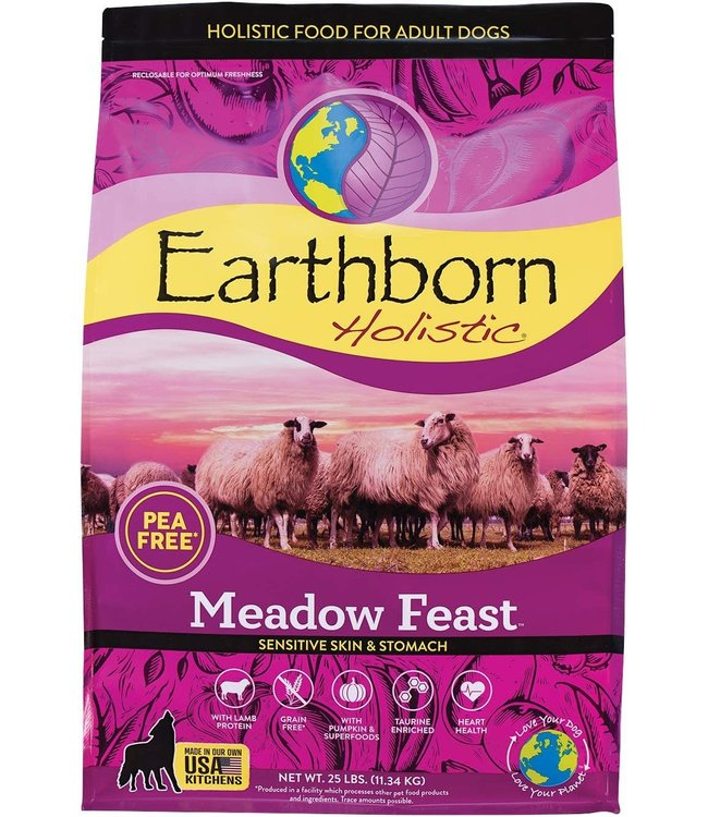 Earthborn Holistic® Earthborn Holistic® Meadow Feast™ Grain-Free
