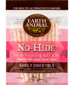 Earth Animal Earth Animal No-Hide® Salmon Chews Small 10 Pk
