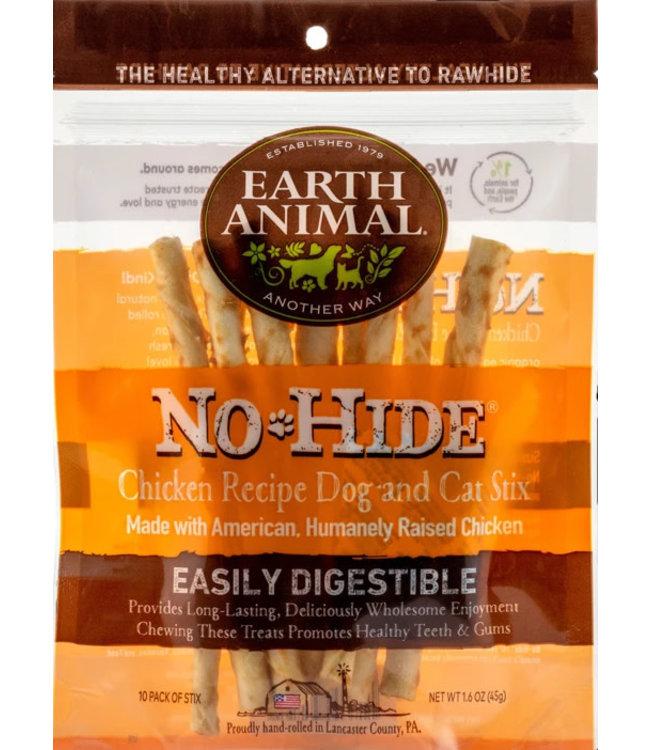 Earth Animal Earth Animal No-Hide® Chicken Chews Small 10 Pk