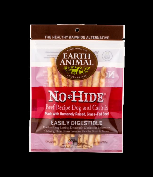 Earth Animal Earth Animal No-Hide® Beef Chews Small 10 Pk