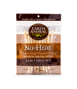 Earth Animal Earth Animal No-Hide® Venison Chews Small 10 Pk