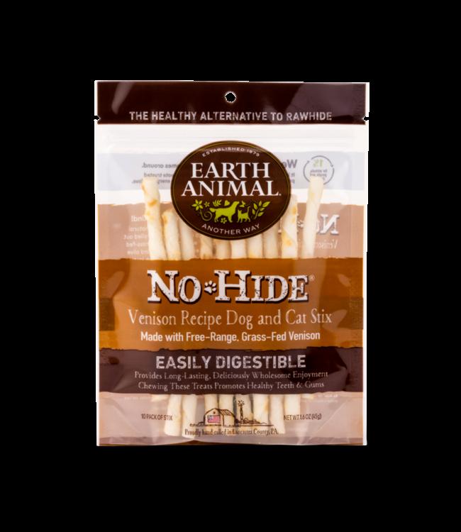 Earth Animal Earth Animal No-Hide® Venison Chews Small 10 Pk