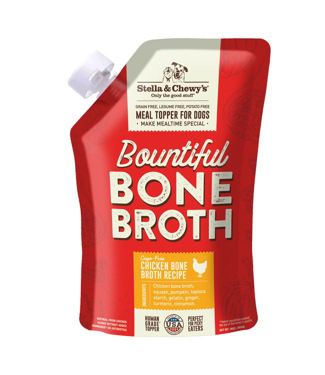 Stella & Chewy's® Stella & Chewy's® Bone Broth Chicken 16 oz
