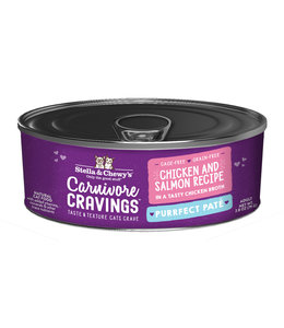 Stella & Chewy's® Stella & Chewy's® Cat Wet Carnivore Cravings Pate Chicken & Salmon 2.8 oz