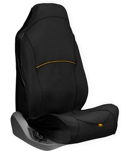 Kurgo Kurgo® Auto Copilot Bucket Seat Cover Black