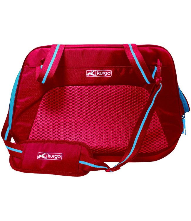 Kurgo Kurgo® Dog Carrier Explorer Barn Red