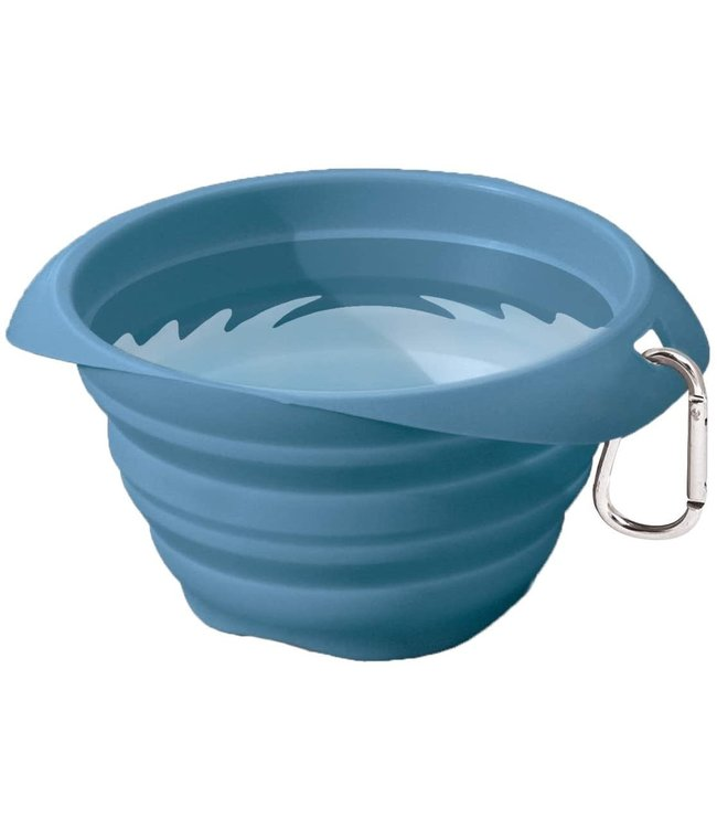 Kurgo Kurgo® Collaps-A-Bowl Blue