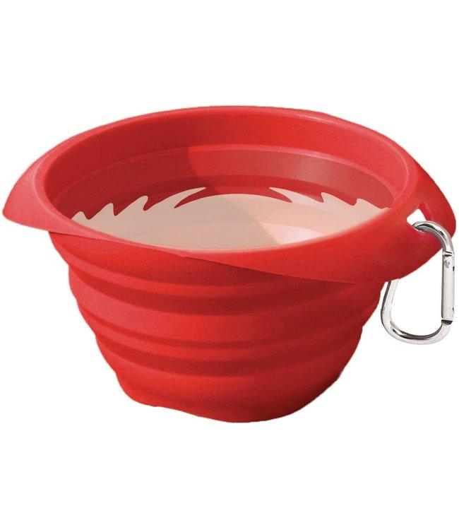 Kurgo Kurgo® Collaps-A-Bowl Red
