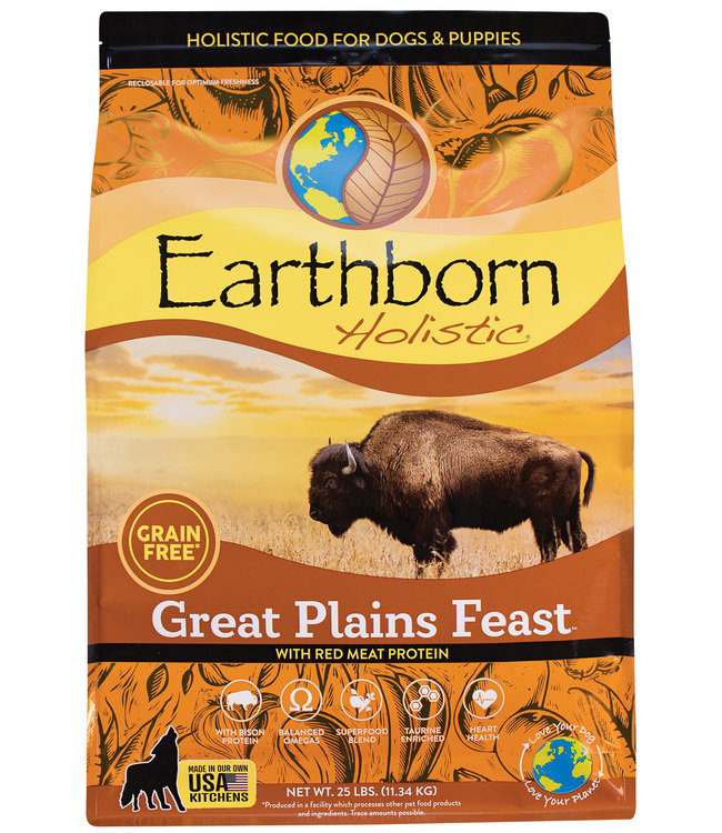 Earthborn Holistic® Earthborn Holistic® Great Plains Feast™ Grain-Free