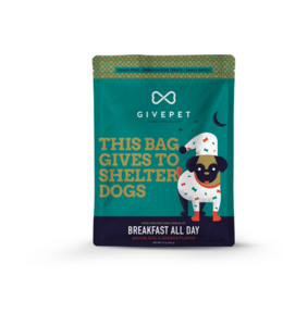 GivePet LLC Givepet Dog Treat Biscuit Breakfast All Day 12 oz