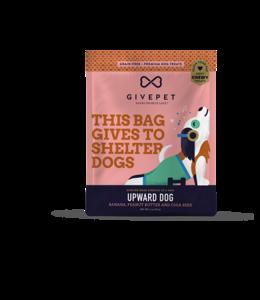 GivePet LLC Givepet Dog Treat Soft Chew Upward Dog 6 oz