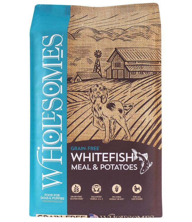 SPORTMiX® SPORTMiX® Wholesomes™ Grain-Free Whitefish Meal & Potatoes 35 LBS
