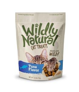 Fruitables® Fruitables Wildly Natural Tuna Flavor Cat Treats 2.5-oz