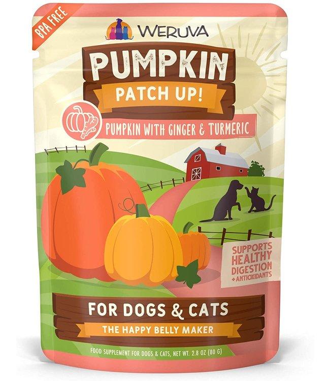 Weruva Weruva Pumpkin Patch Up Ginger Tumeric 2.80 oz