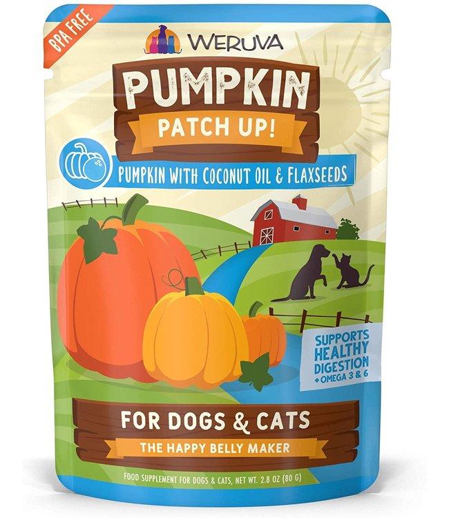 Weruva Weruva Pumpkin Patch Up Coconu Oil Flax Seed 2.80 oz