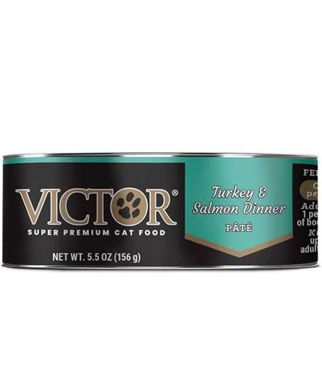 Victor Pet Food VICTOR® Turkey & Salmon Pate 5.5OZ