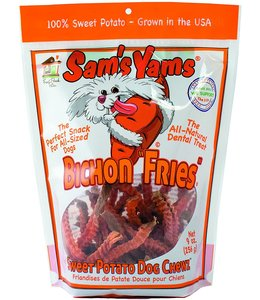 Front Porch Pets Sam's Yams Bichon Fries 9oz