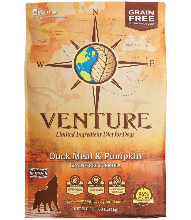 Earthborn Holistic® Earthborn Holistic® Venture™ Duck Meal & Pumpkin Limited Ingredient Grain-Free Diet