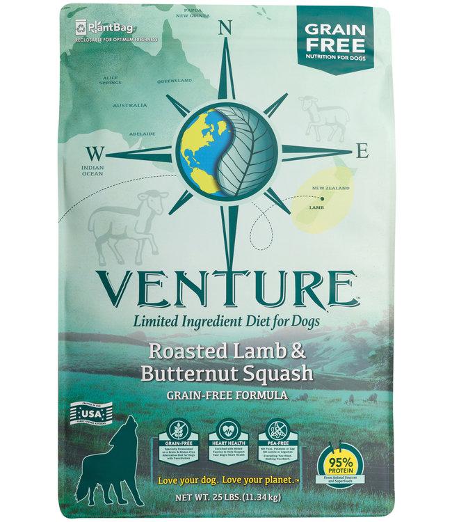 Earthborn Holistic® Earthborn Holistic® Venture™ Roasted Lamb & Butternut Squash Limited Ingredient Grain-Free Diet