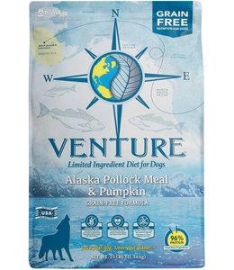 Earthborn Holistic® Earthborn Holistic® Venture™ Alaska Pollock Meal & Pumpkin Limited Ingredient Grain-Free Diet