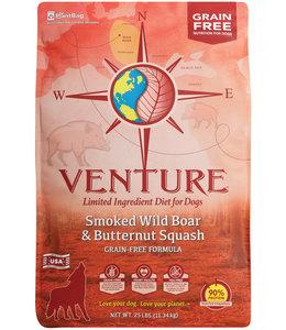 Earthborn Holistic® Earthborn Holistic® Venture™ Smoked Wild Boar & Butternut Squash Limited Ingredient Grain-Free Diet