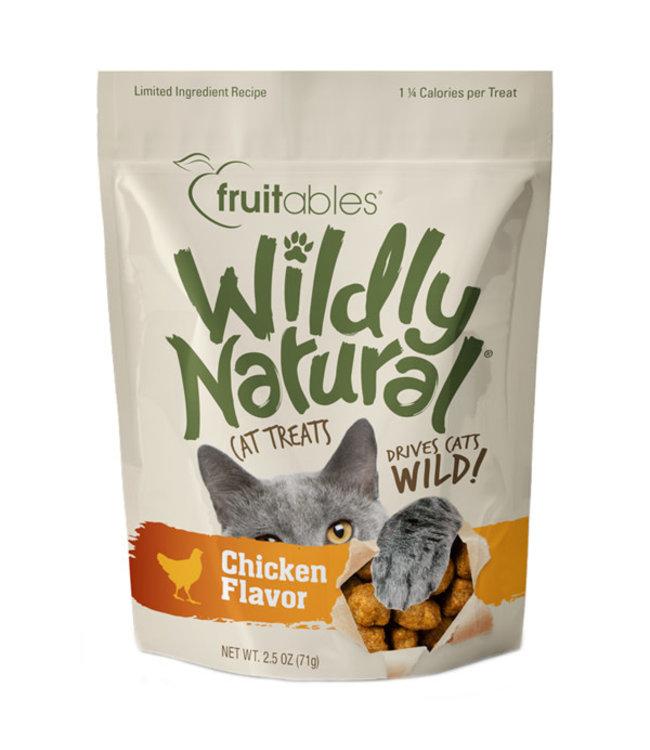 Fruitables® Fruitables Wildly Natural Chicken 2.5 oz