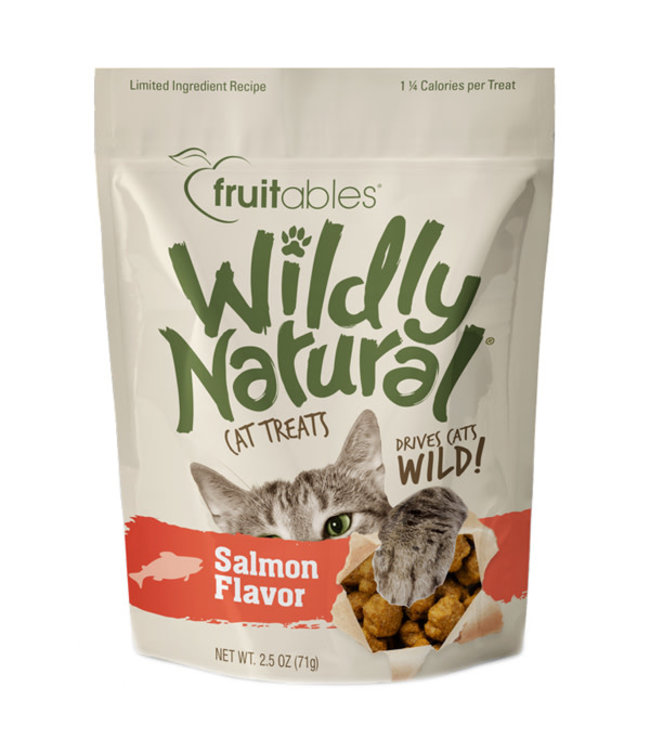 Fruitables® Fruitables Wildly Natural Salmon 2.5 oz
