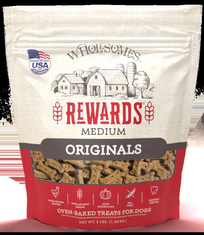 SPORTMiX® SPORTMiX® Wholesomes™ Rewards Medium Original Biscuits 3 lbs