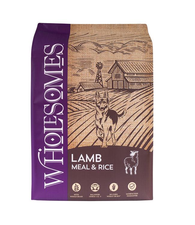 SPORTMiX® SPORTMiX® Wholesomes™ Lamb & Rice Formula 40 lbs