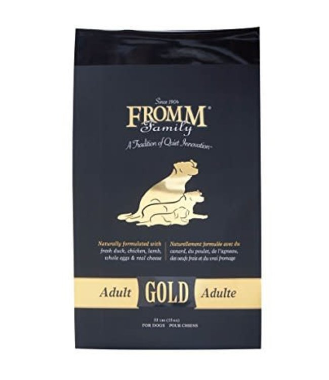 Fromm Family Foods Fromm Gold Adult 33lb