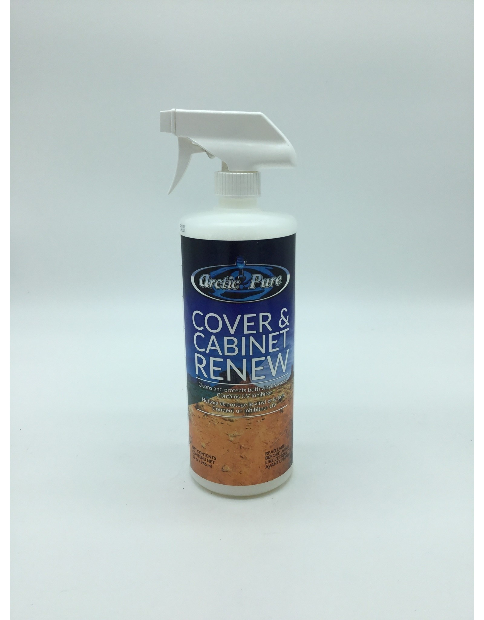 Capo Industries Cover & Cabinet Renew 946ml
