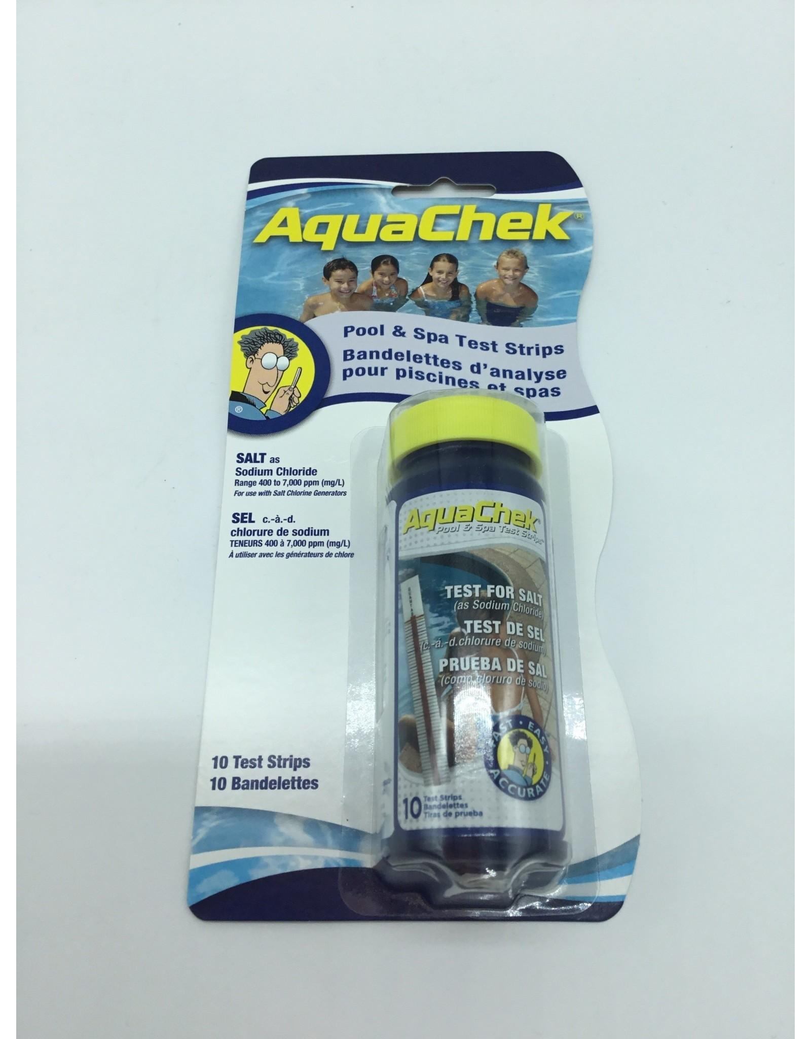 Capo Industries AquaChek Sodium Chloride Test Strips