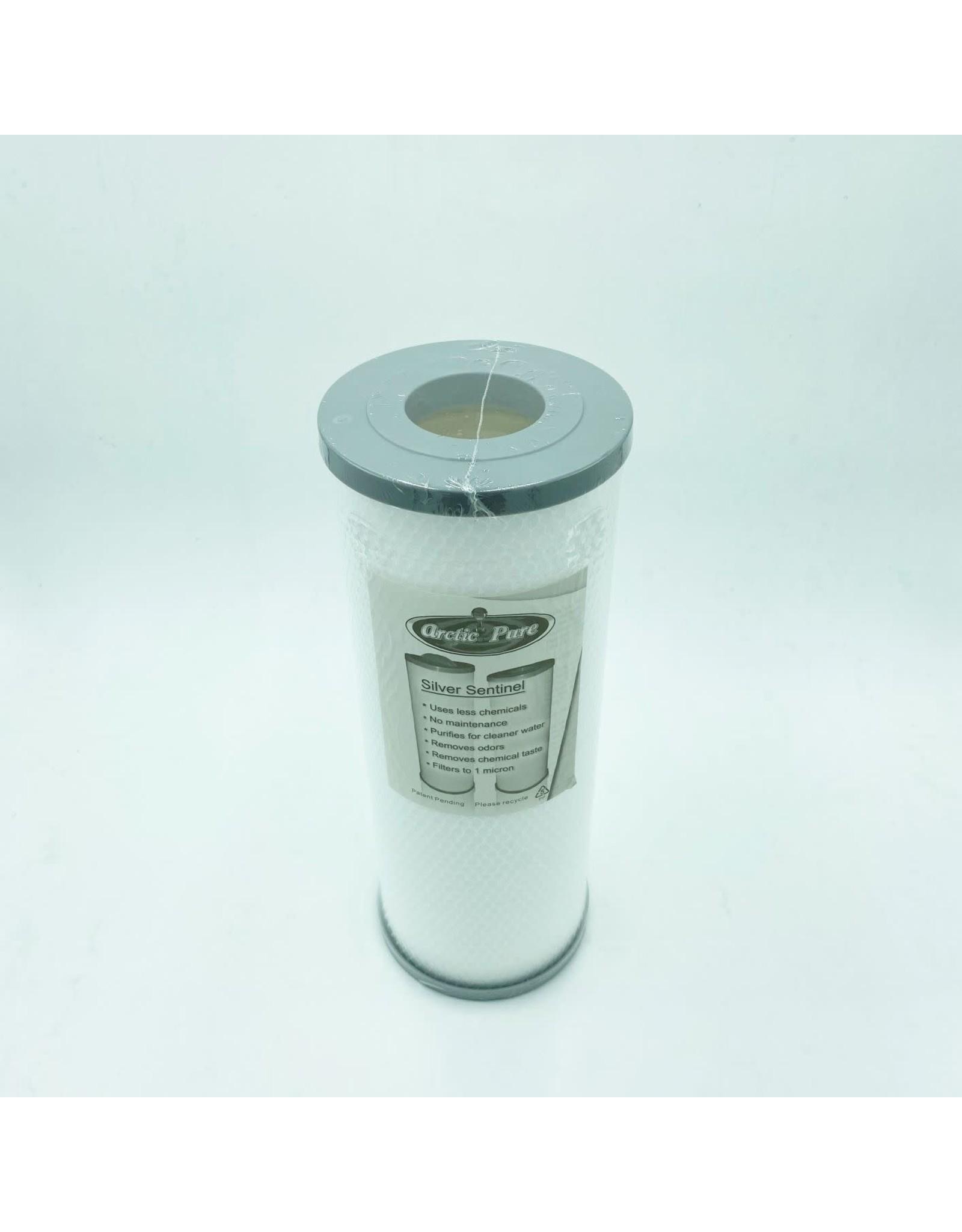 Blue Falls Manufacturing Silver Sentinel Filter Drop In