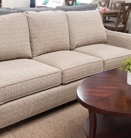 Carolina Custom Furniture Richloom Bean Mocha - Custom Made w/ Comfort Maxx Cushions