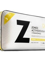 Malouf Z Zoned ActiveDough Chamomile Pillow w/ Aromatherapy Spray - Mid loft