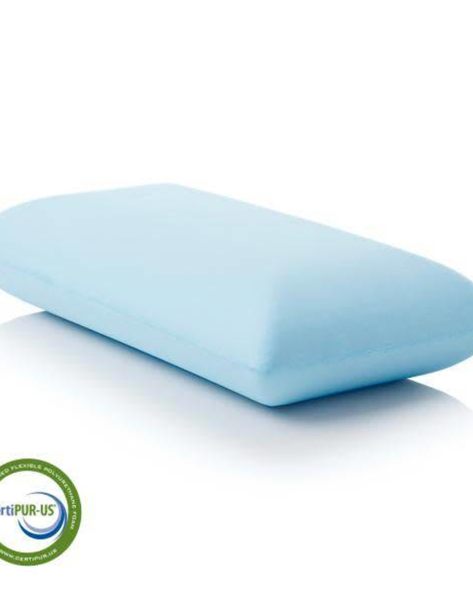 Malouf Z Gel Infused Dough Pillow - Mid Loft