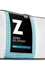 Z Zoned Gel Dough Pillow - Low Loft