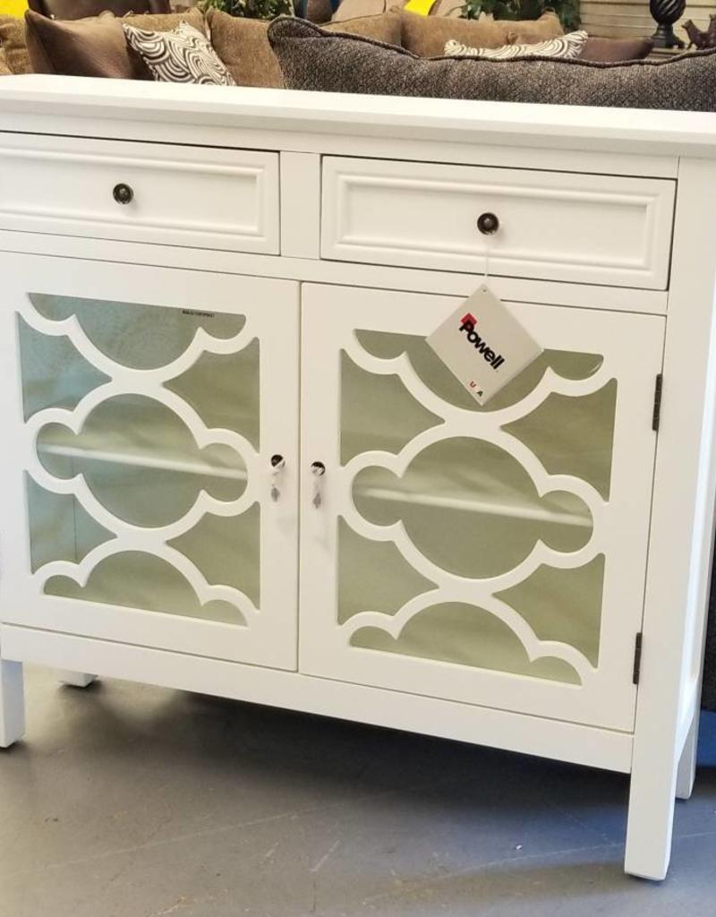 Canady Slimline Console - White