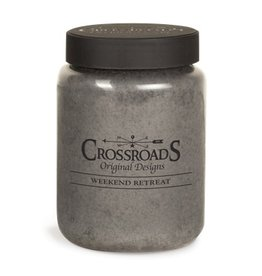 Crossroads 26oz Candle Weekend Retreat