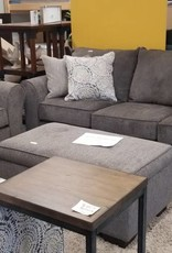 United Harlow Ash 3 Piece Set. Sofa, Chair 1/2 and Ottoman