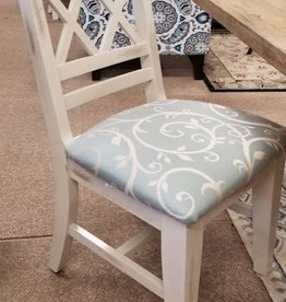 Whitewood Canyon Double X Back Chair - Finished