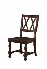 Bernards Nottingham Dining Chair - Wooden Back