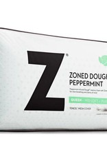 Z Zoned ActiveDough Peppermint Pillow w/ Aromatherapy Spray - Mid Loft