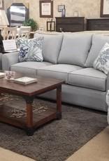 Custom Grande Flare Arm 3 -piece Sofa set